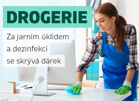 Holder Q2/2021 - Drogerie